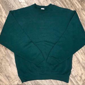 BVD Vintage CrewNeck Sweatshirt 50/50 Made in USA